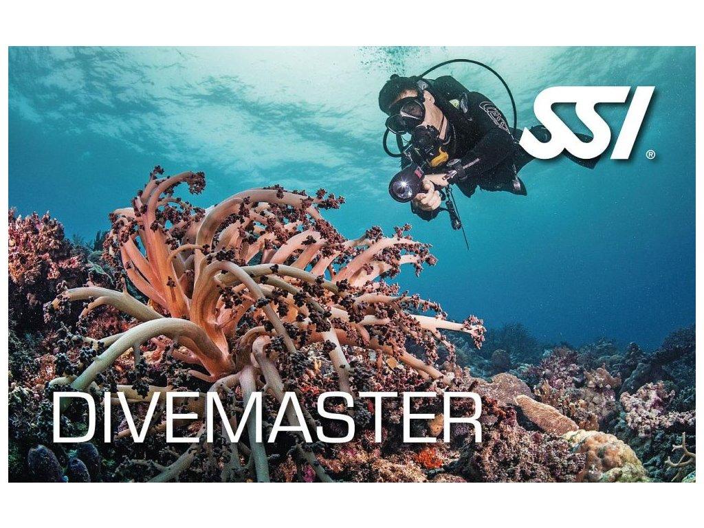 Profesionální kurz potápění Dive Master