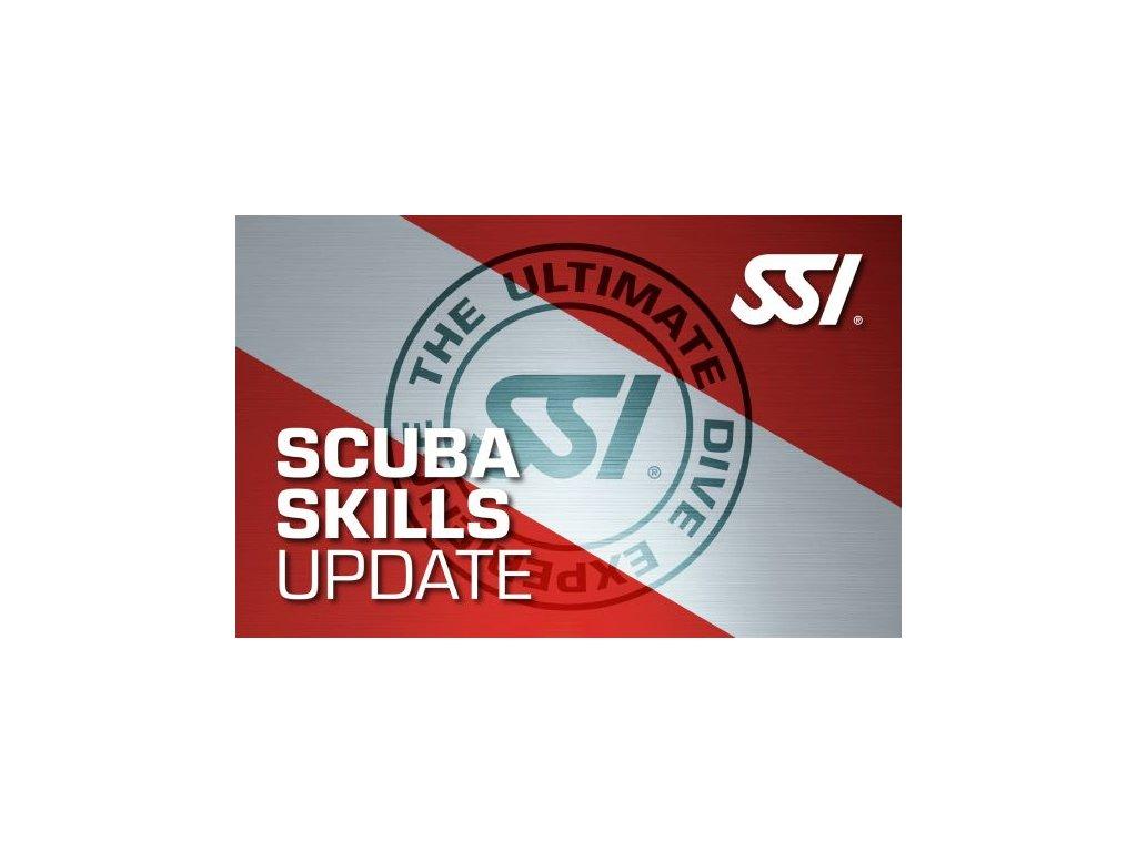 Zdokonalovací lekce Scuba Skills Update