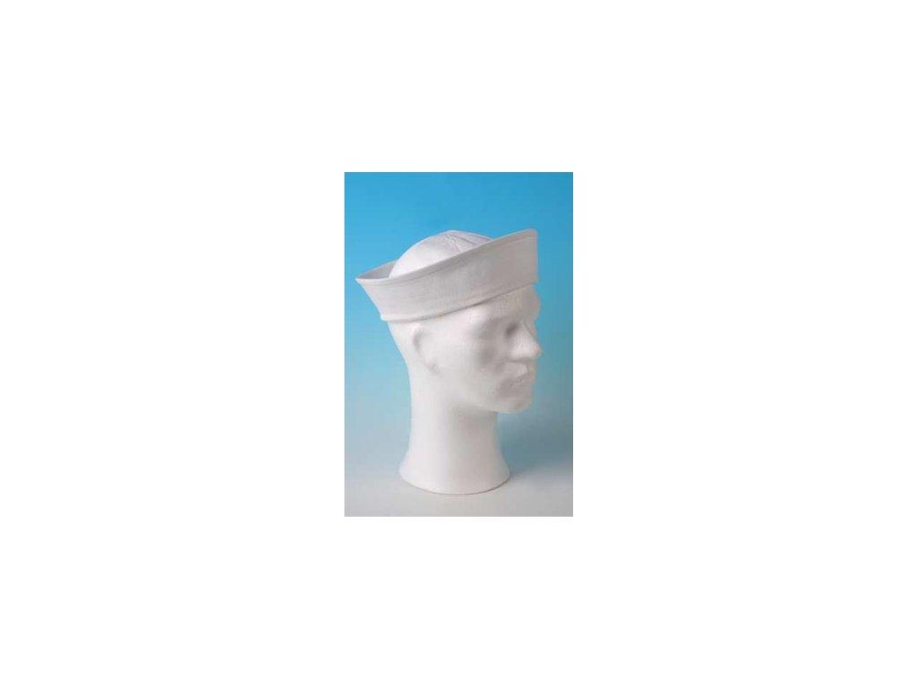 Čepice T Yacht NAVY plavčík, bílá