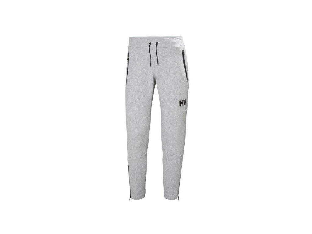 Sportovní kalhoty HH HP OCEAN SWT PANT, šedé, pánské