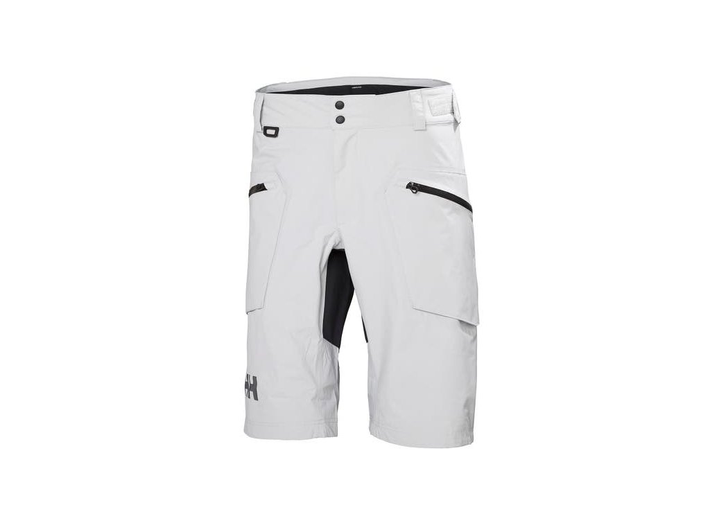 HP FOIL HT SHORTS WHITE