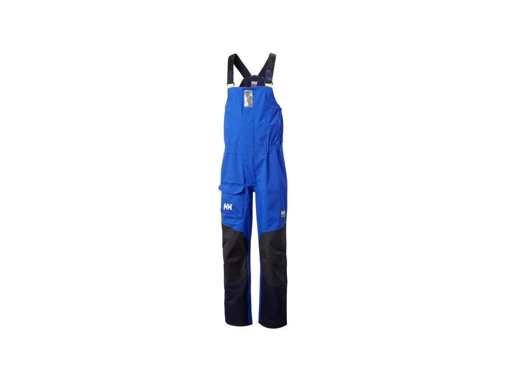 Pánské jachtařské kalhoty HH PIER 3.0 BIB royal blue