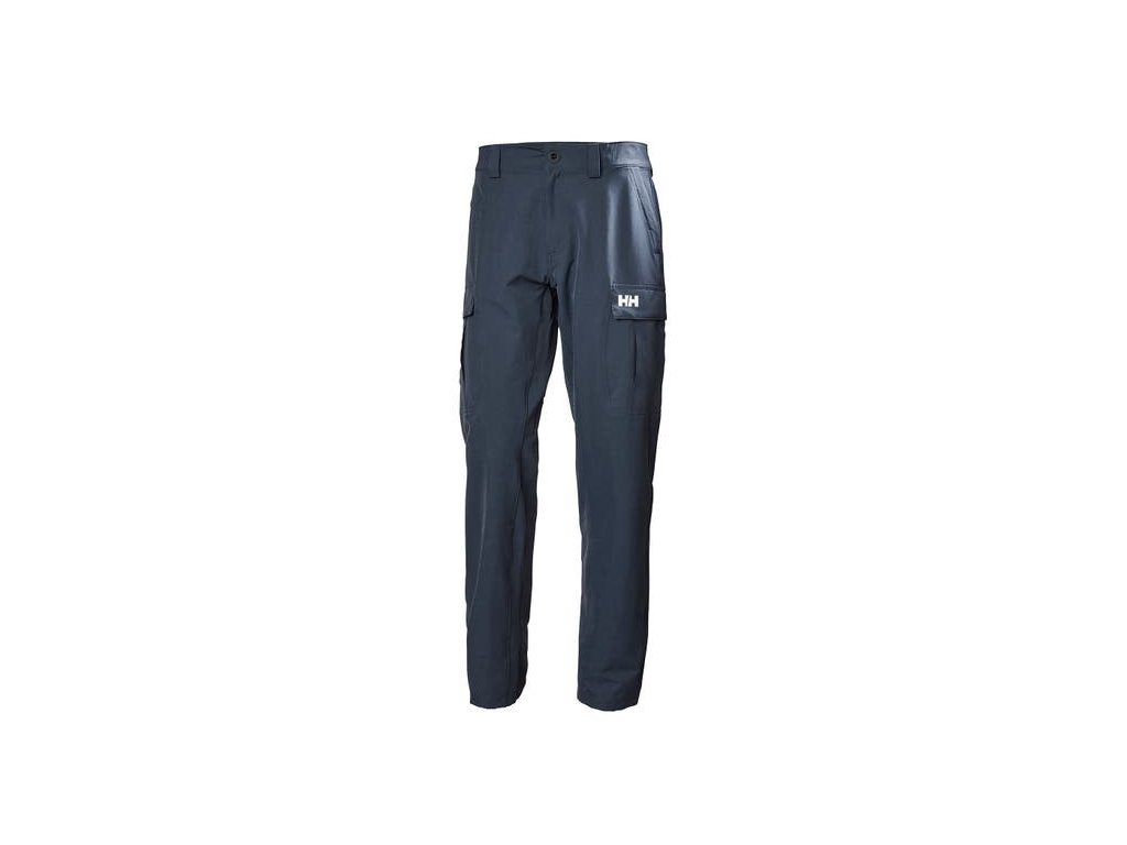 Pánské kalhoty HH QD CARGO PLANT NAVY