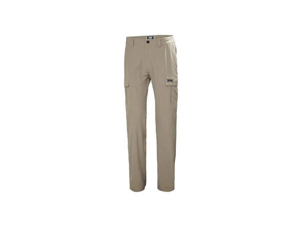 Pánské kalhoty HH QD CARGO PLANT FALLEN ROCK