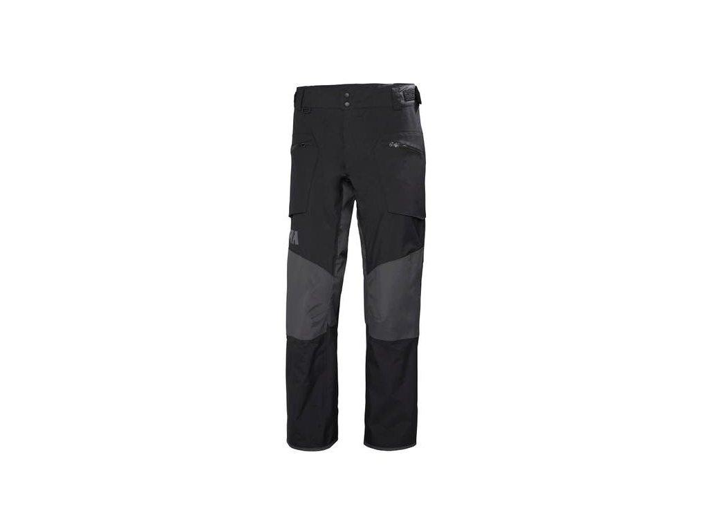 Pánské pobřežní kalhoty Helly Hansen HP FOIL PANT BLACK