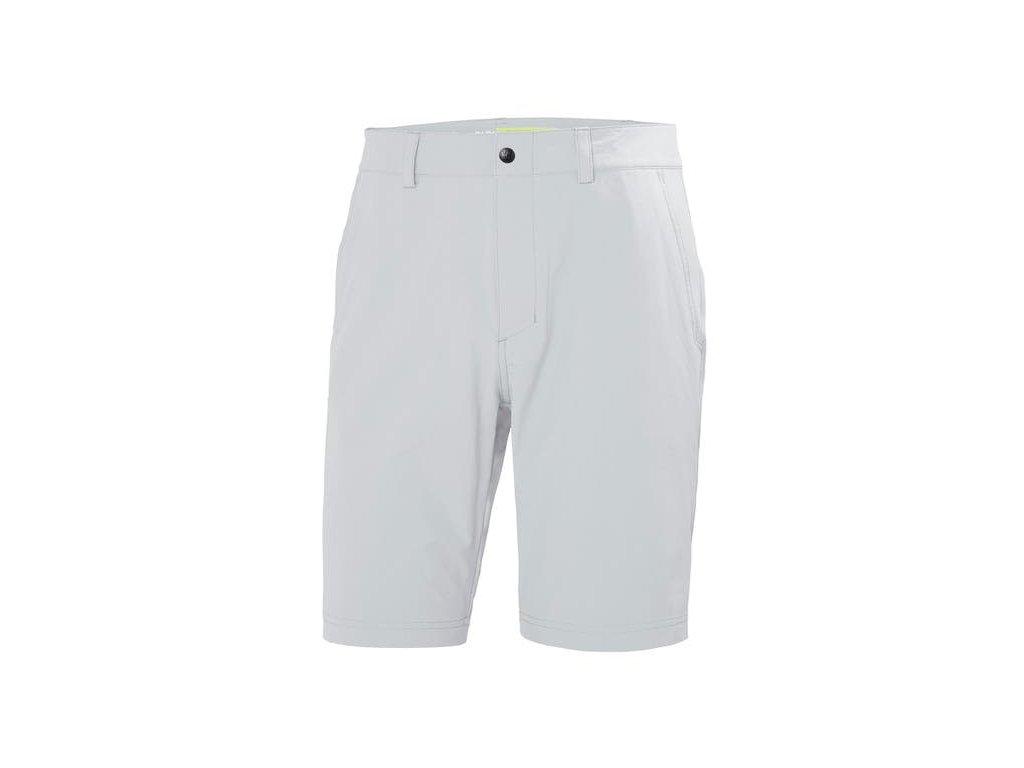 Pánské šortky HHHP QD CLUB SHORTS 10 GREY FOG