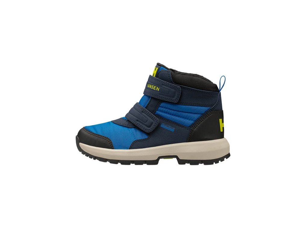Dětské boty JK BOWSTRING BOOT HT, navy blue