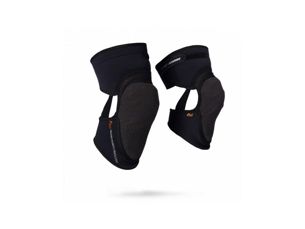 Chrániče na kolena Magic Marine Kneepads Adjustable D3O (set)