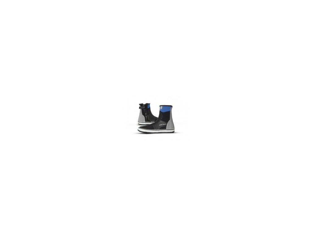 Neoprenové boty Magic Marine Ultimate Boot černá modrá