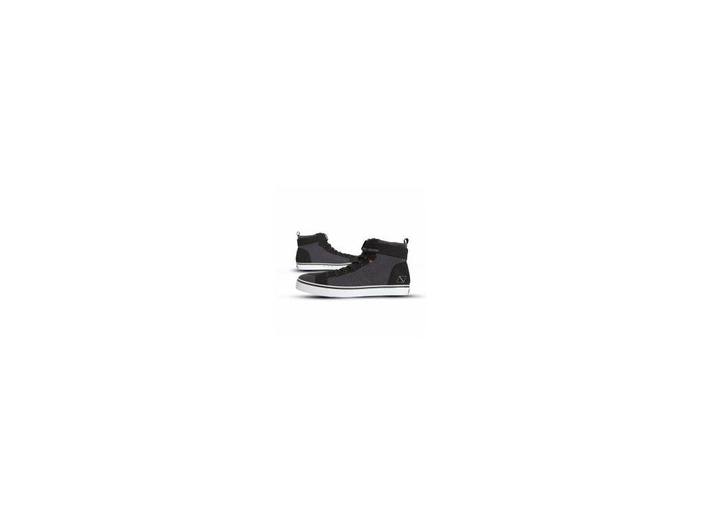 Neoprenové boty Magic Marine Deckies černá šedá