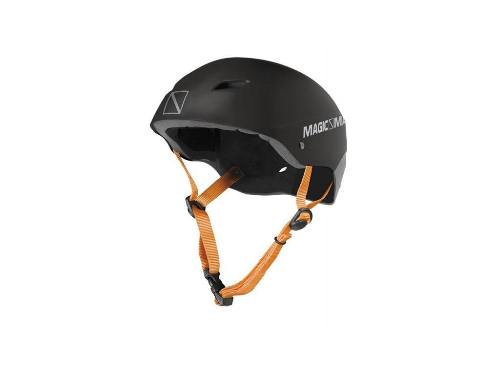 Helma Magic Marine Ultimate Helmet černá