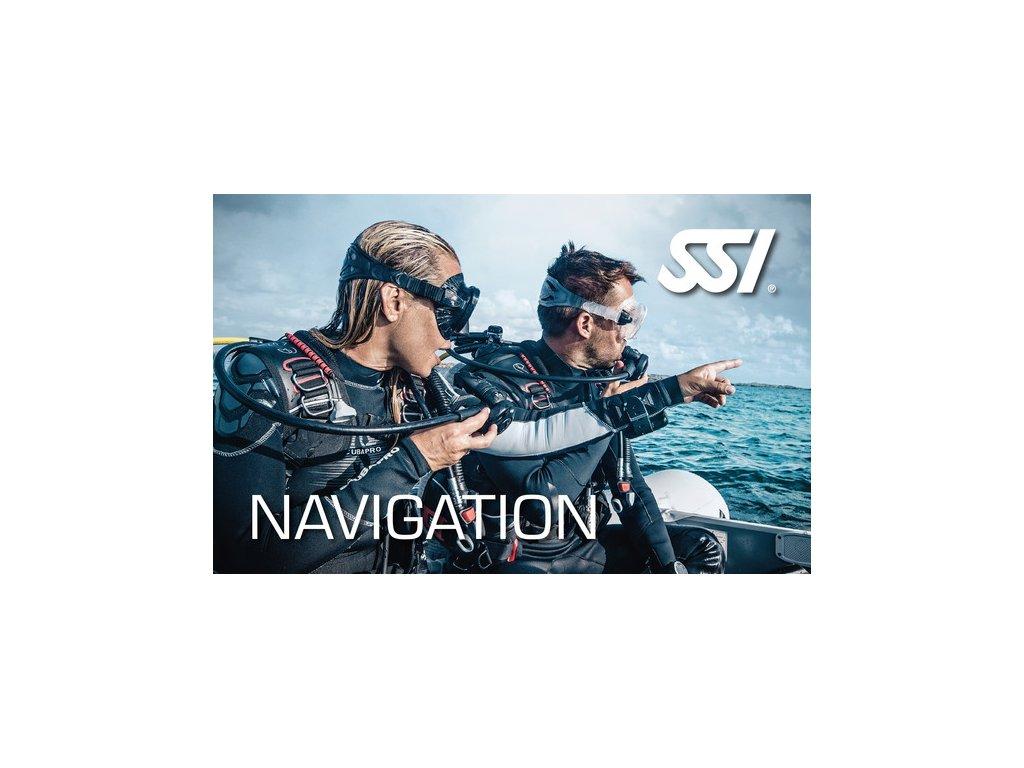 Kurz podvodní navigace SSI Navigation