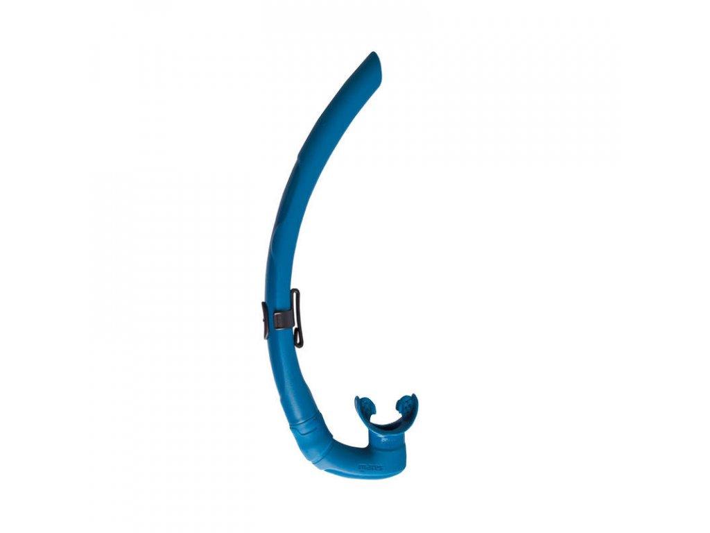 Šnorchl Mares DUAL Basic modrý, freedive