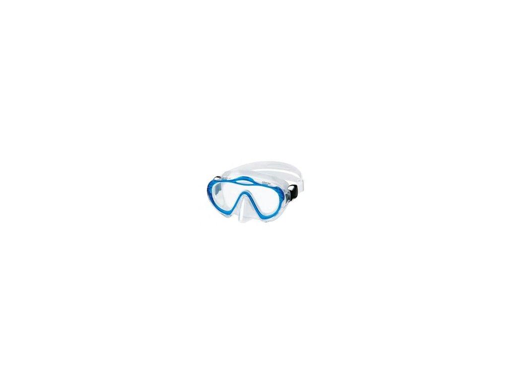 Maska Mares SHARKY modrá