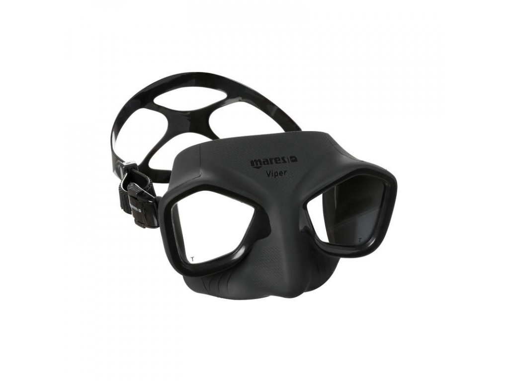 Maska Mares VIPER freedive, černá