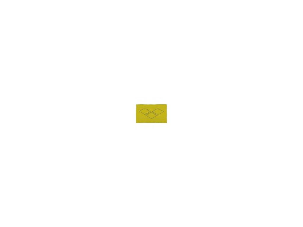 Mikrovláknový ručník Arena HALO 145x90cm žlutý