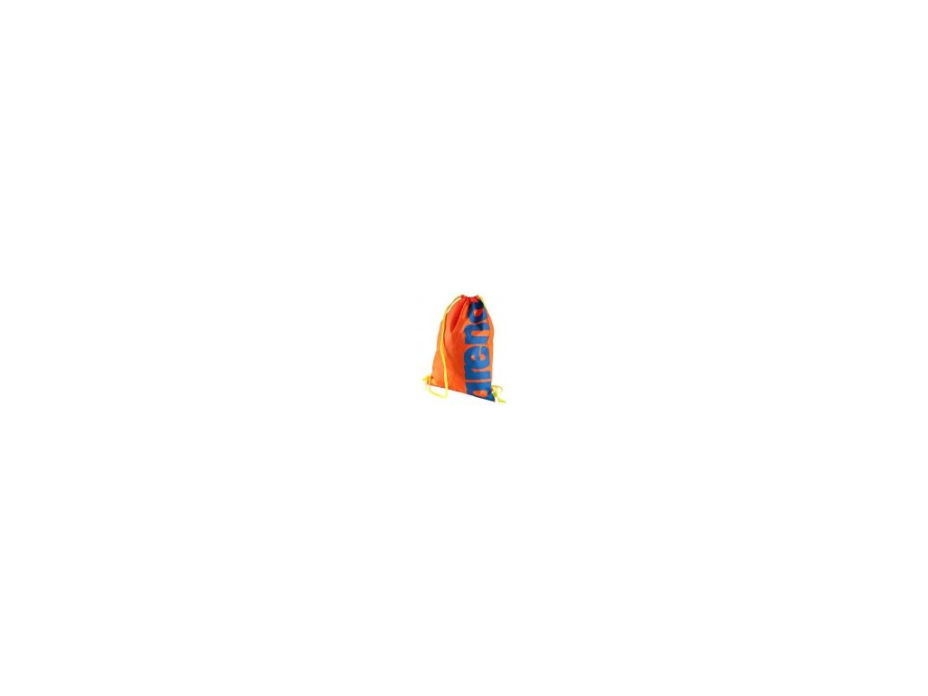 Mesh bag Arena FAST SWIMBAG oranžový