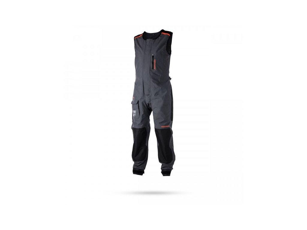 Jachtařské kalhoty Magic Marine Element Salopette unisex 2L, tmavě šedé