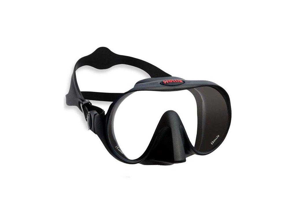 Maska Hollis M 1 ONYX Frameless