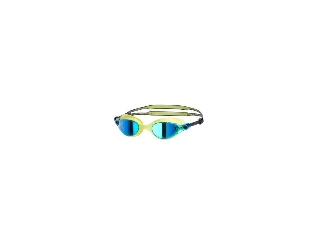 Plavecké brýle Speedo VUE mirror green blue