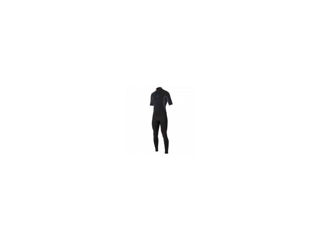 Neoprenový oblek s krátkým rukávem Magic Marine Brand 3 2 D L Shortarm Junior dětský