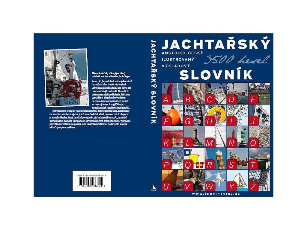 Jachtařský slovník 3500 hesel