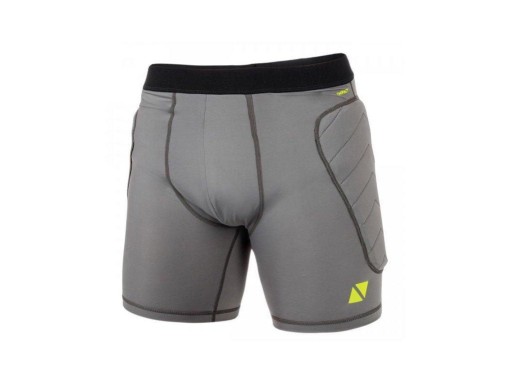 Funkční kraťasy Magic Marine Impact Shorts Basic unisex, šedé