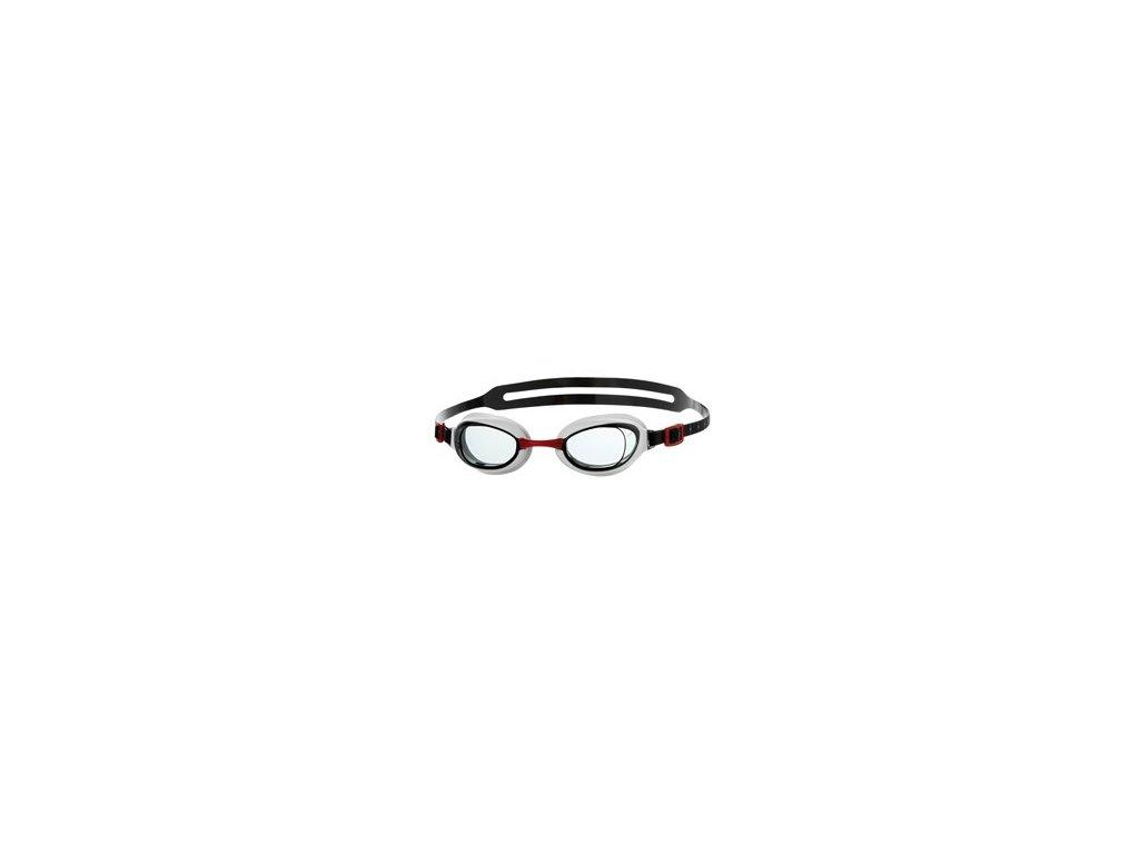 Plavecké brýle Speedo AQUAPURE GOG AU RED SMOKE červená,