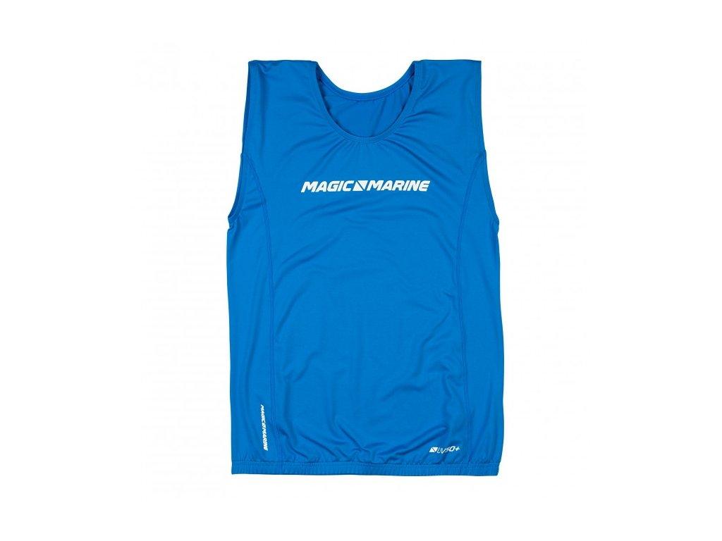 Jachtařský Overtop Magic Marine Brand Overtop Sleeveless modrá