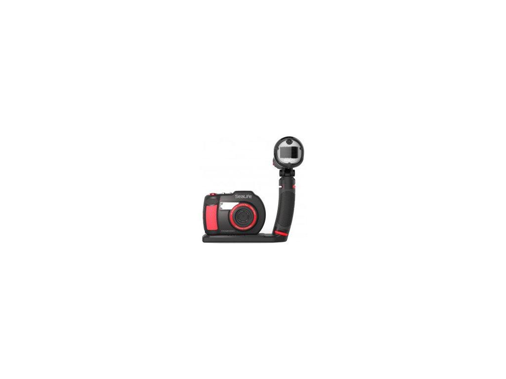 Fotoaparát Sealife DC2000 Pro Flash Set s bleskem