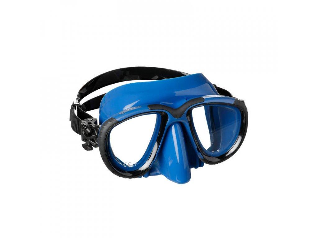 Maska Mares TANA freedive, modrá