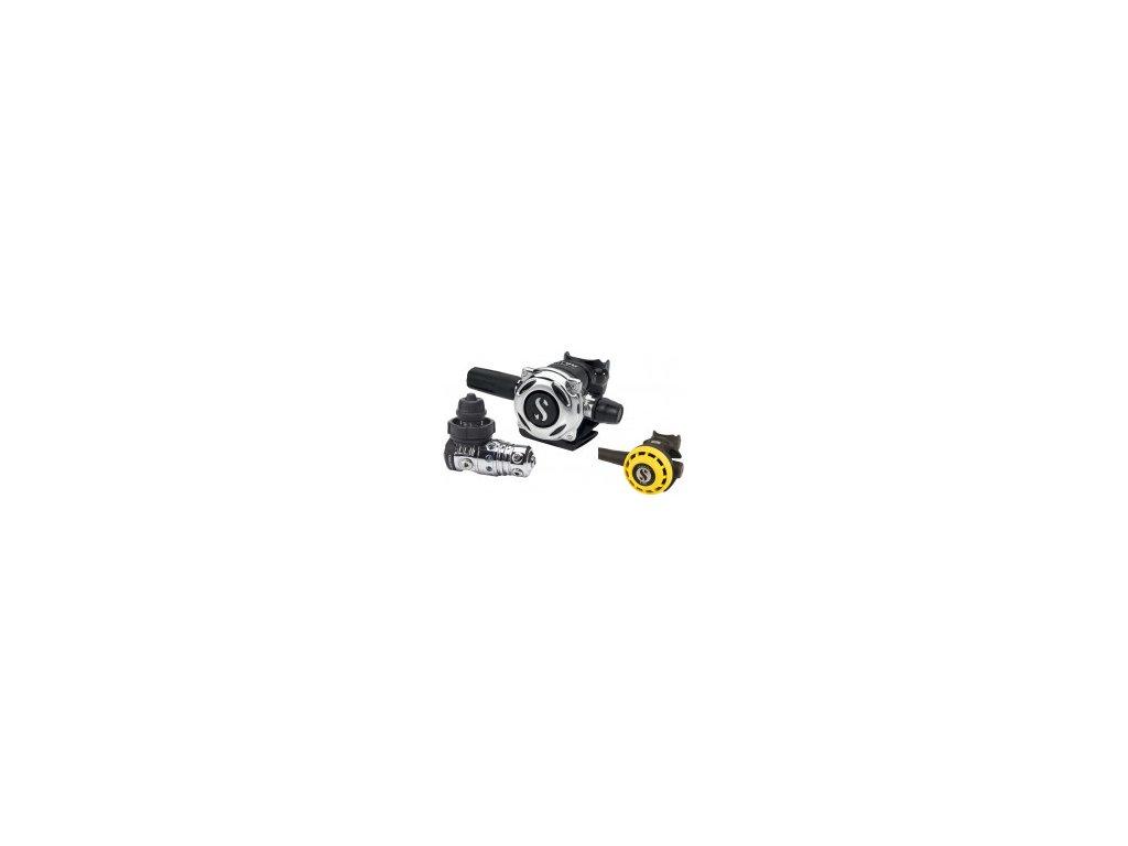 Automatika Scubapro MK25 DIN 300 EVO A700 R195 OCTO