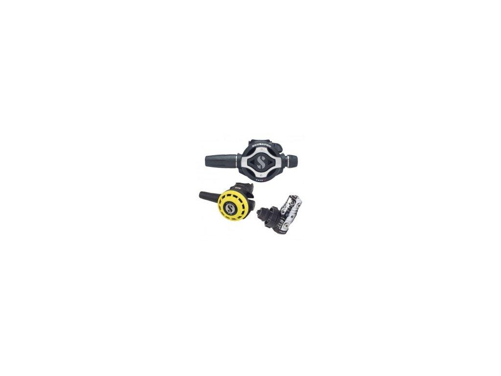 Automatika Scubapro MK25 DIN 300 EVO S600 R195 OCTO