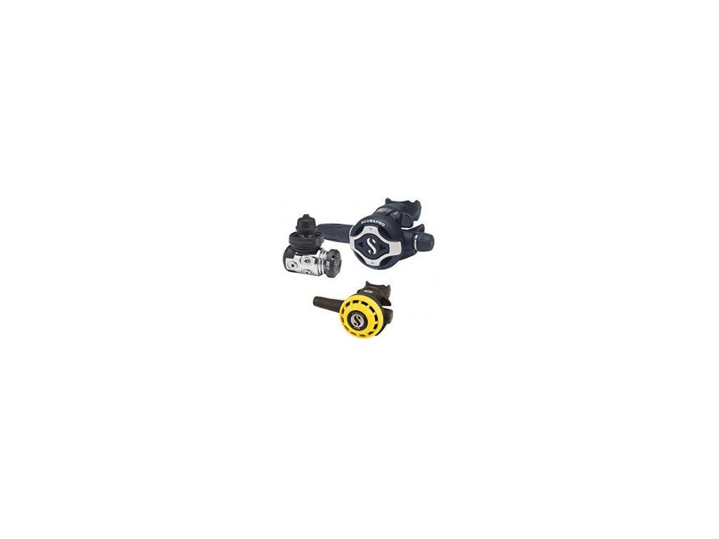 Automatika Scubapro MK17 EVO DIN300 S620Ti R195 Octopus