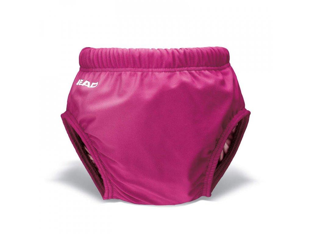 Plenky na plavání Mares AQUA NAPPY BABY růžové, vel. L