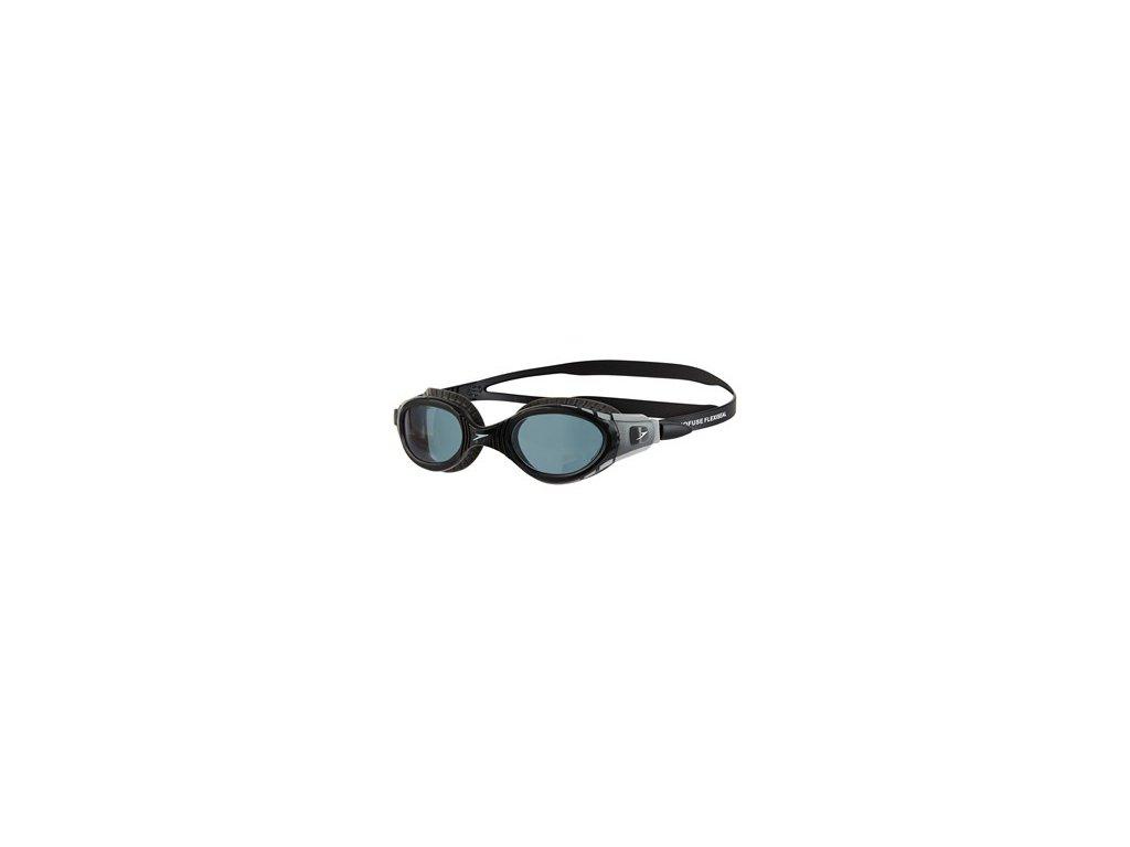 Plavecké brýle Speedo FUTURA Biofuse Flexiseal, šedá černá smoke