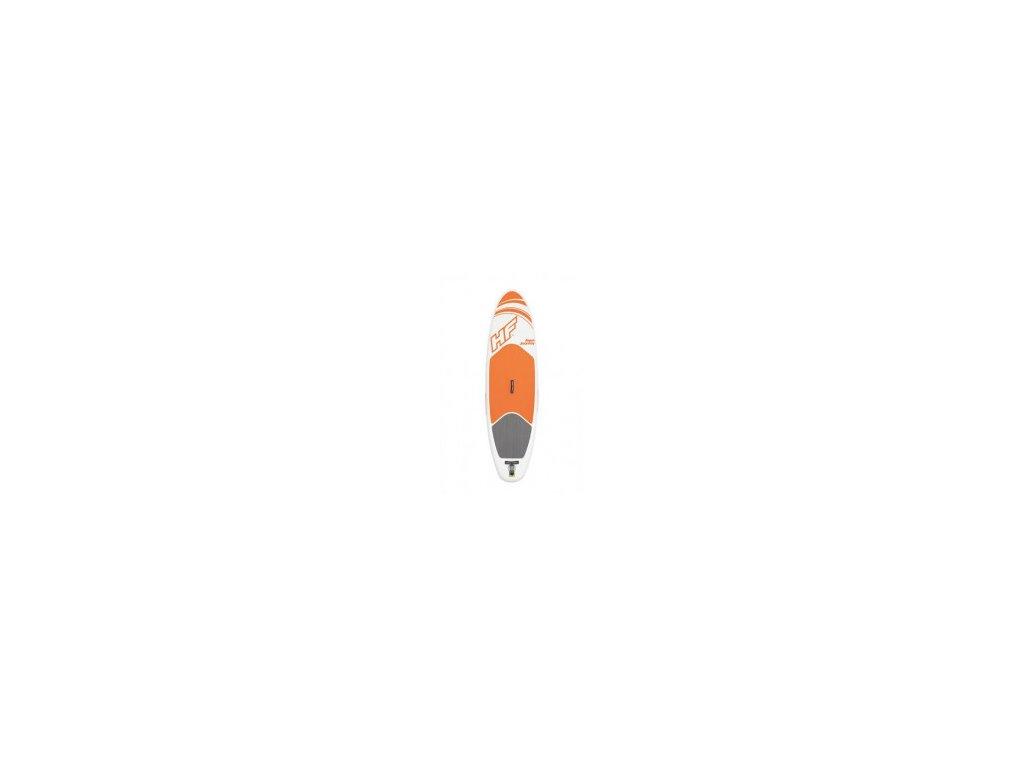 Paddleboard Hydroforce AQUA JOURNEY 9' x 30 x 6, bílá oranžová