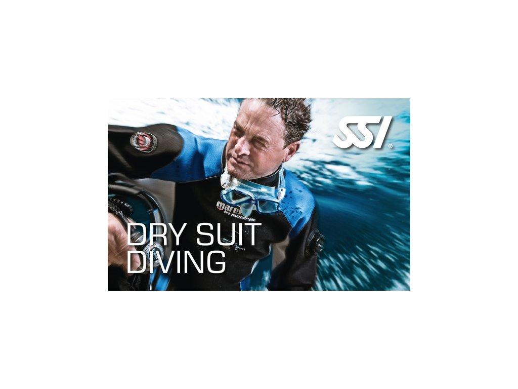 Kurz potápění v suchém obleku SSI Dry Suit Diving