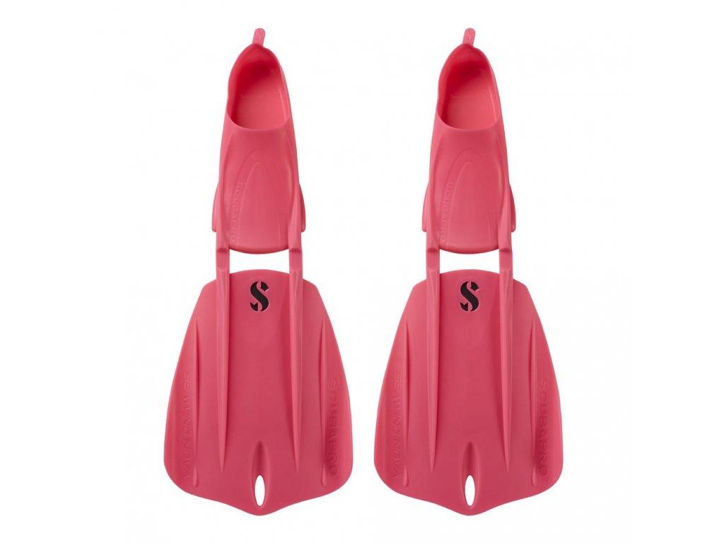Ploutve Scubapro SEAWING NOVA, botičkové, růžové