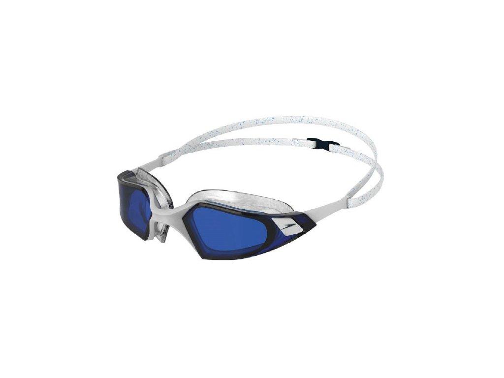 Plavecké brýle Speedo AQUAPULSE PRO WHITE BLUE
