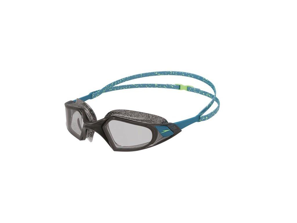 Plavecké brýle Speedo AQUAPULSE PRO TEAL BLACJ SMOKE