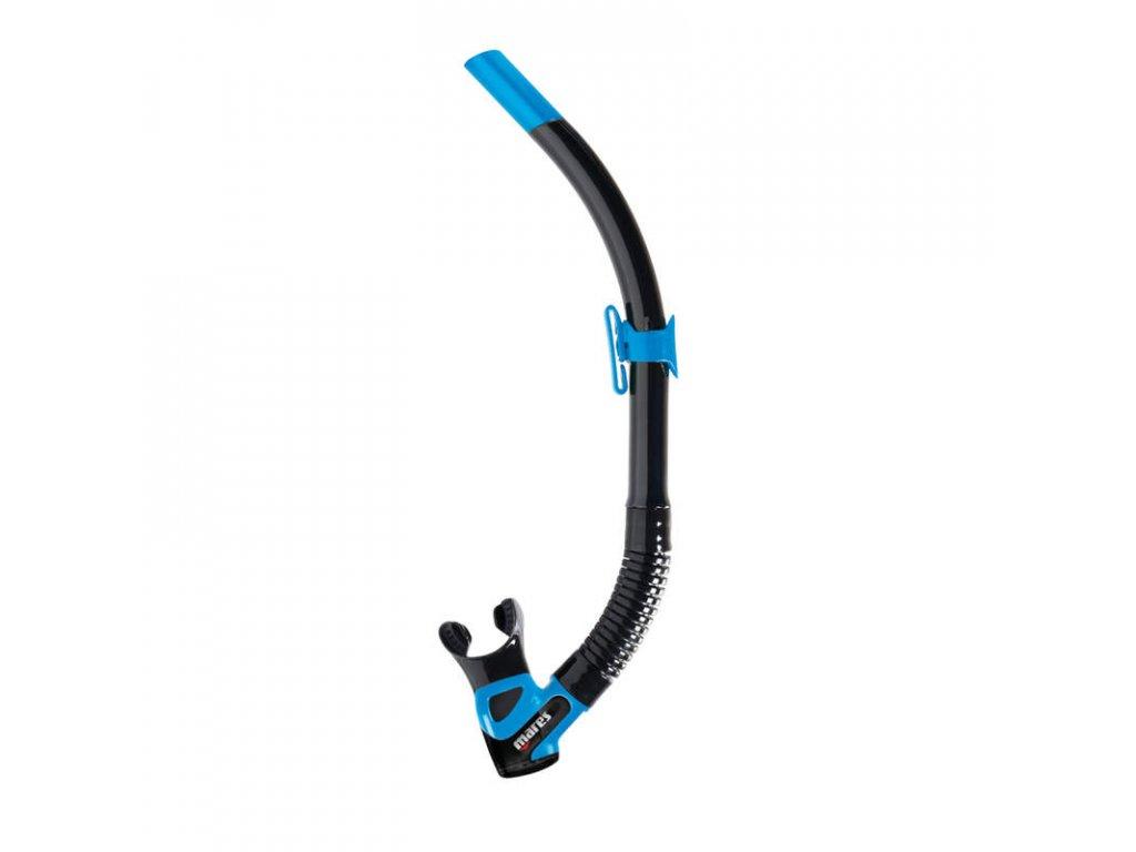 Šnorchl Mares REBEL FLEX, černý modrý