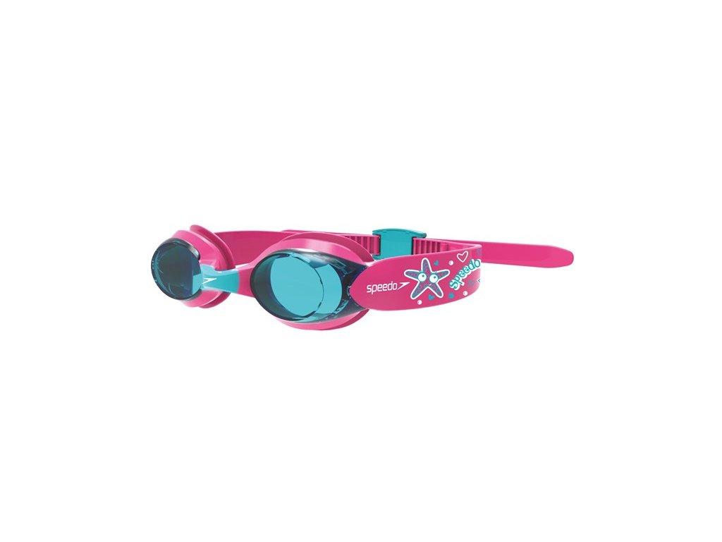 Dětské plavecké brýle Speedo ILLUSION GOG PING BLUE