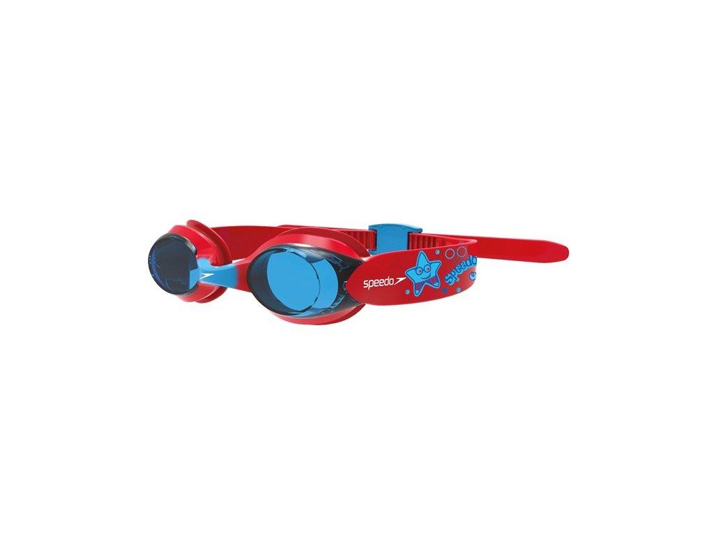 Dětské plavecké brýle Speedo ILLUSION GOG RED BLUE
