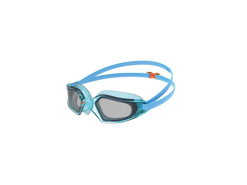Plavecké brýle Speedo HYDROPULSE JUNIOR blue SMOKE