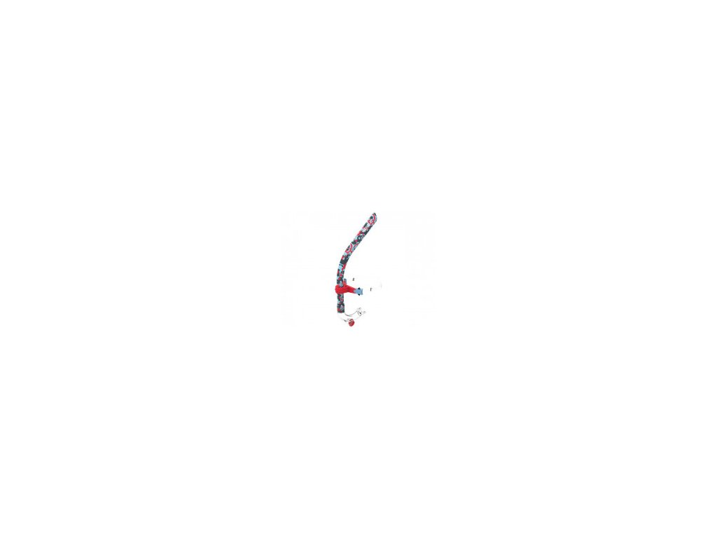 Plavecký šnorchl Speedo CENTER RED BLUE