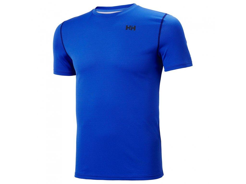 Helly Hansen Pánské funkční triko HH LIFA ACTIVE SOLEN T SHIRT blue