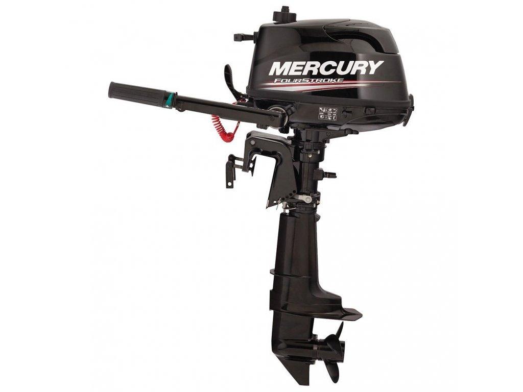 Závěsný motor Mercury 4 Hp MH