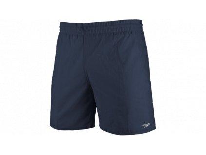 Plavky Speedo SOLID LEISURE WATERSHORT navy modrá chlapecké šortky