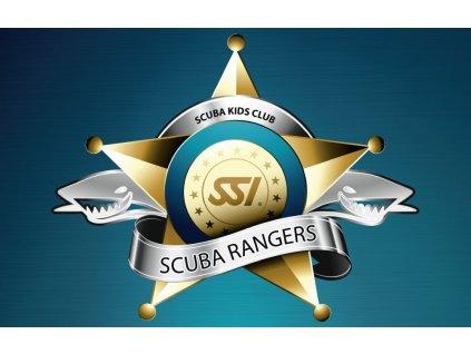 Dětský potápěčský kurz Scuba Rangers